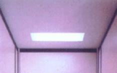 Osvetlenie do výťahov Recessed