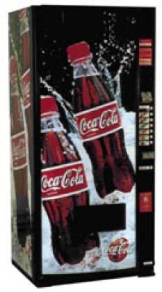 Pronájem nápojových automatů