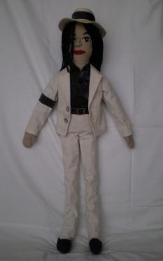 Handrová bábika Jacko II