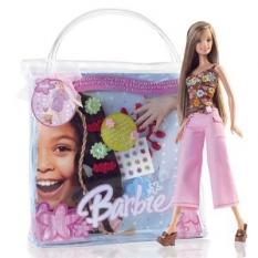 Panenka Barbie s doplňky pro Vaši princeznu