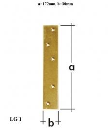 Dierovaný plech LG1