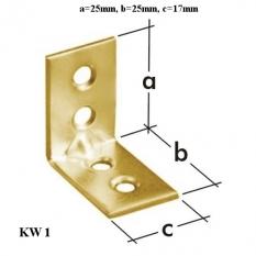 Uholníkova spojka KW1