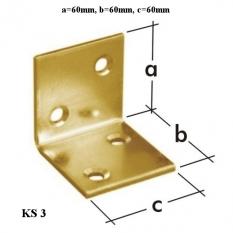 Uholníková spojka KS3