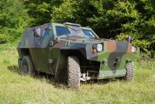 Aligator 4x4 PVS (pohyblivé veliteľské stanovište)