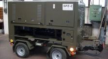 Spúšťacie zariadenie lietadiel SPZ-2
