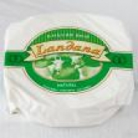 Landana Chevre brie Natural 1,5 kg