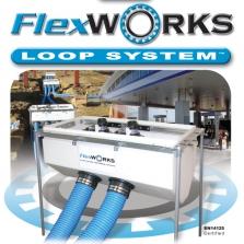 PlastoOPW FlexWorks Loop System™ - plastové potrubí pro čerpací stanice