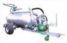 Vysokotlaková kombinovaná cisterna Bauer