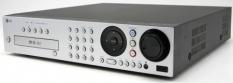 Záznamové zariadenie Lg Le3116-Nh 16-kanálové Dvr s Dvd mechanikou a Vga výstupom