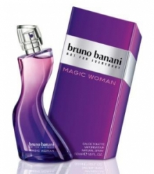 Perfém pre ženy Bruno Banani Magic Woman 50 ml  ,