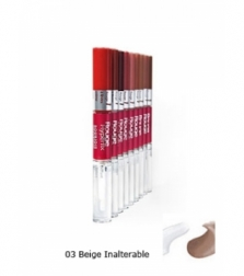 Lesk na pery Bourjois Rouge Hyperfix Beige Inalterable #3 7 ml