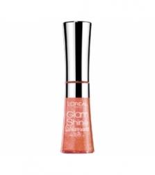 Lesk na pery L´Oreal Glam Shine Diamant No.161 Amber Carat 6 ml
