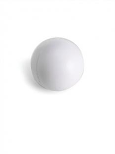 Lopta antistresová biela