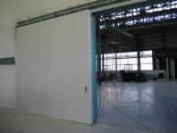 Protipožární dveře ocelové plné