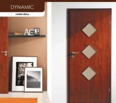 Foliované dveře Dynamic