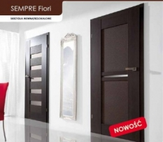 Laminátové dveře Sempre Fiori