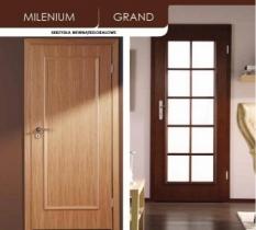 Dýhované dveře Milenium / Grand