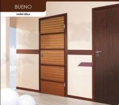Dýhované dveře Bueno
