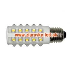 LED žiarovka E27-P60-30 Ww