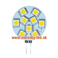 LED žiarovka G4 9Smd (5050) Ww
