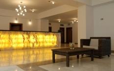 Směnárna, hotelový trezor