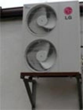 Tepelná čerpadla vzduch – voda