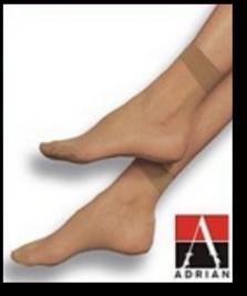 Silónkové ponožky dámske