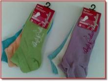 Dámske ponožky športové