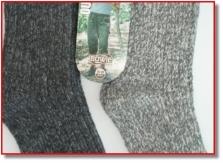 Dámske ponožky zimné