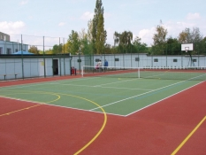 Sportovní víceúčelové hřiště