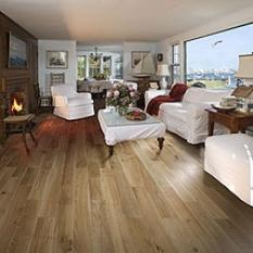 Dřevěné podlahy Coastal