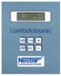Ovládání kotle Lambdatronic