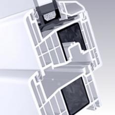 Plastová okna S 8000 IQ se 7 komorami