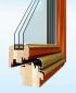 Dřevěná eurookna Termookno IV84 Top Termo