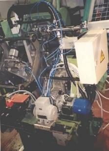 Jednoúčelové obráběcí stroje