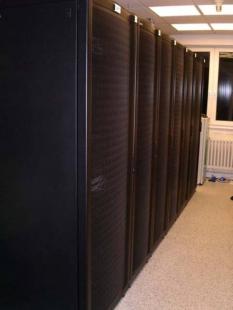 Výstavba datacenter