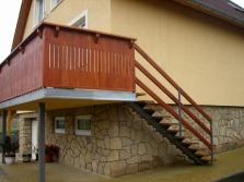Výroba altánů, přístřešků a dřevěných konstrukcí