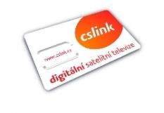 Dekódovací karty, kupóny CS Link