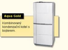 Kotel Bergen Aqua Gold