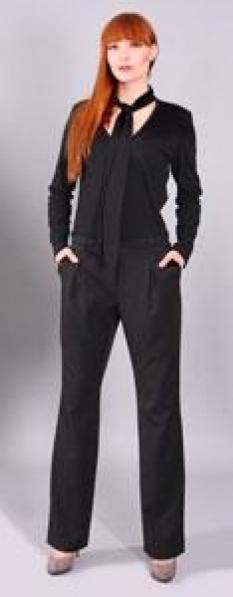 Kalhoty Faber - černá