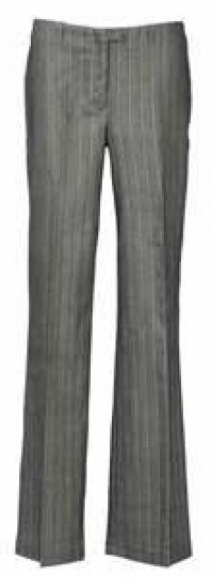 Kalhoty Locone - stříbrný pruh