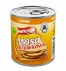 Zahuštěné slazené kondenzované mléko karamelové, 400g