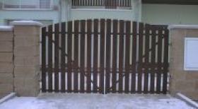 Křídlové brány