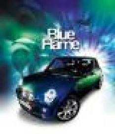 Lak Blue flame