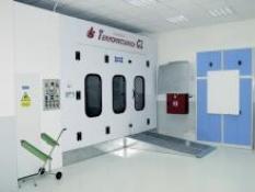 Stříkací kabiny Termommecanica