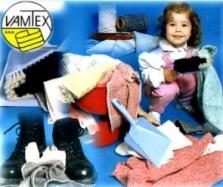 Mycí a čistící textílie