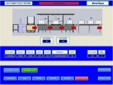 Řídící systémy a vizualizace