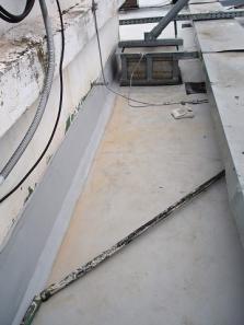 Hydroizolácie plochých striech so zateplením