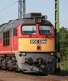 Železničná preprava