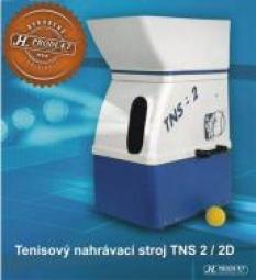 Tenisový nahrávací stroj TNS 4/TNS 4D